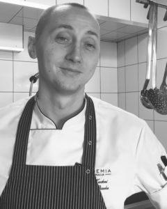 Gdzie dobrze zjeść w Warszawie - Akademia Restauracja, szef kuchni