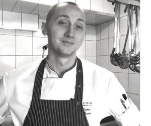 Międzynarodowy Dzień Szefa Kuchni - wywiad Restauracja Akademia