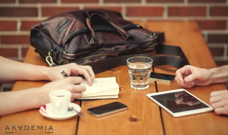 Spotkania biznesowe w restauracji Akademia.