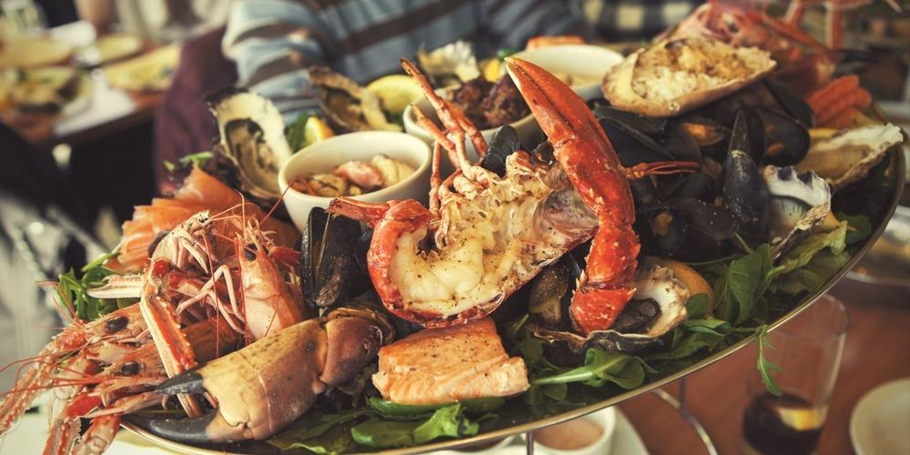 Owoce morza, jak je jeść. Restauracja Akademia blog