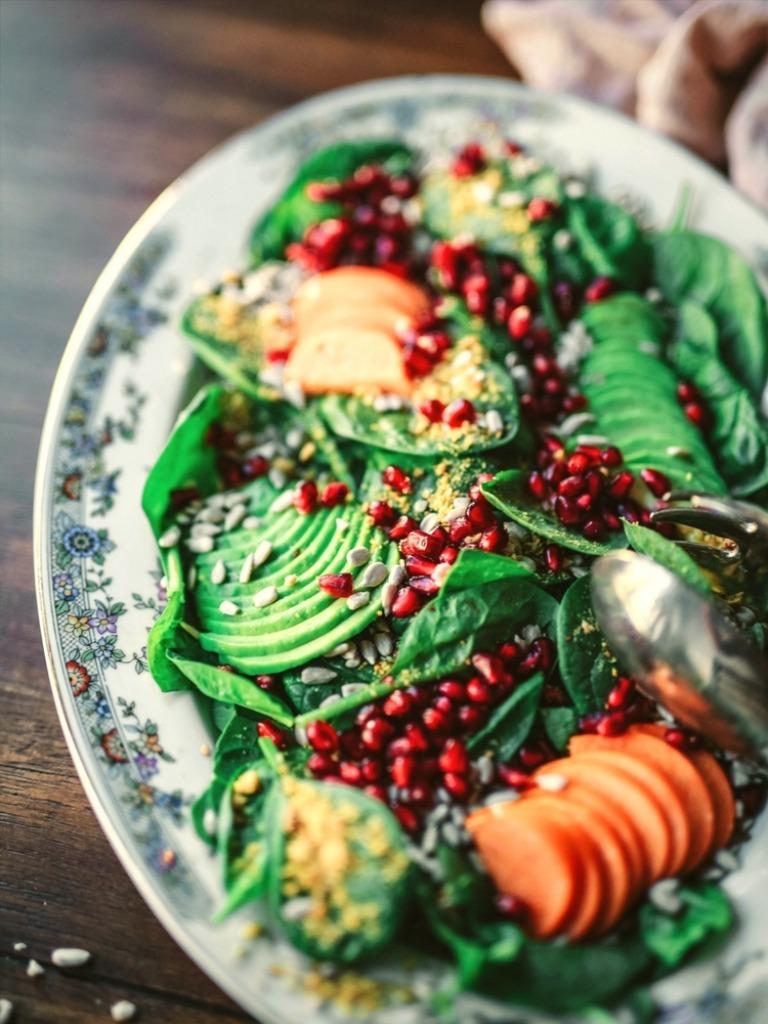 dieta na przesilenie wiosenne - restauracja Akademia