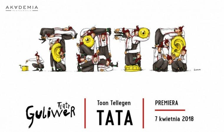 Wygraj bilety na premierę spektaklu TATA!