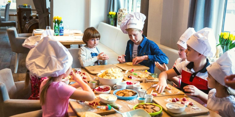 atrakcje dla dzieci w Warszawie - Akademia restauracja blog