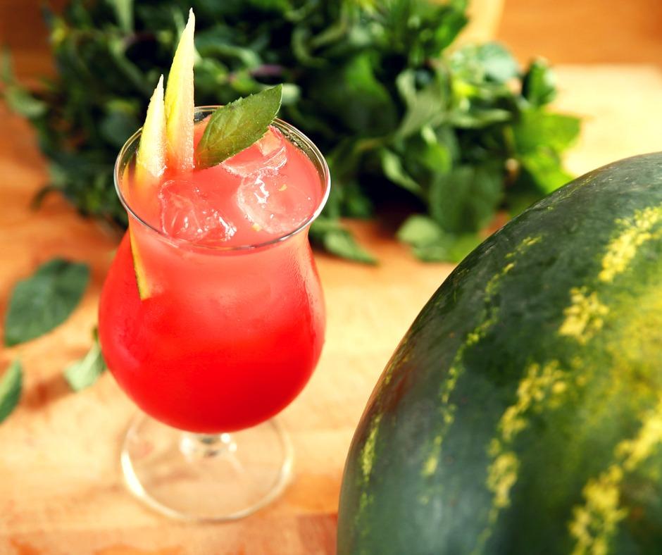 czym ugasić pragnienie latem - restauracja akademia blog