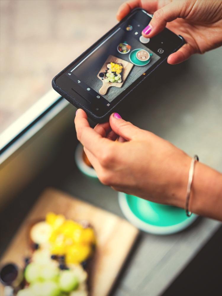 jak fotografować jedzenie - restauracja Akademia blog