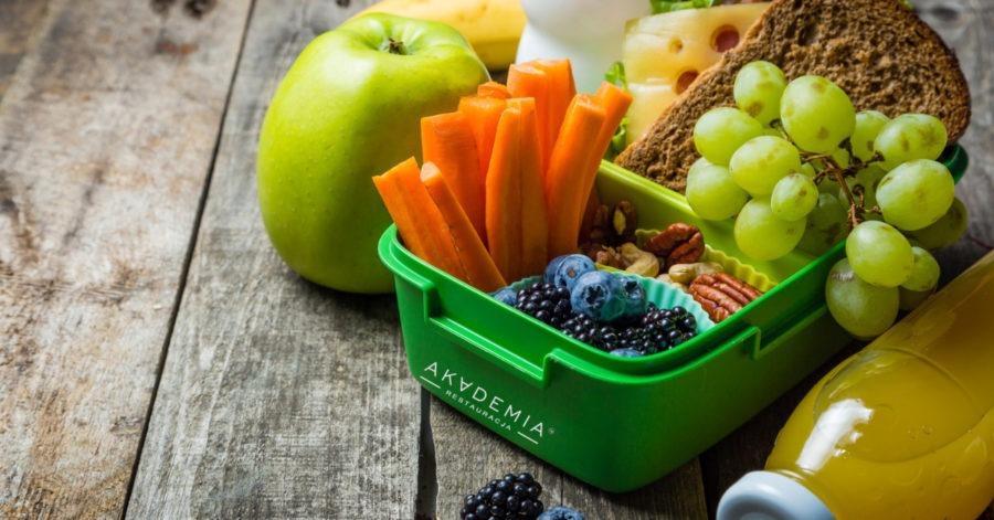 Zdrowe posiłki do szkoły
