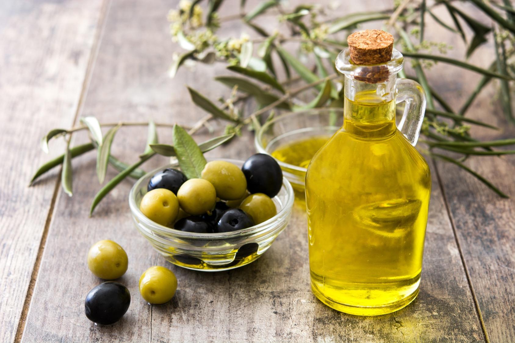 Oliwa z oliwek Restauracja Akademia