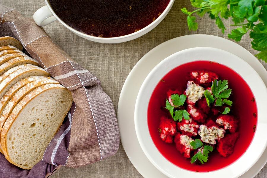 Barszcz czerwony, bigos, flaki – czyli ulubione potrawy Polaków