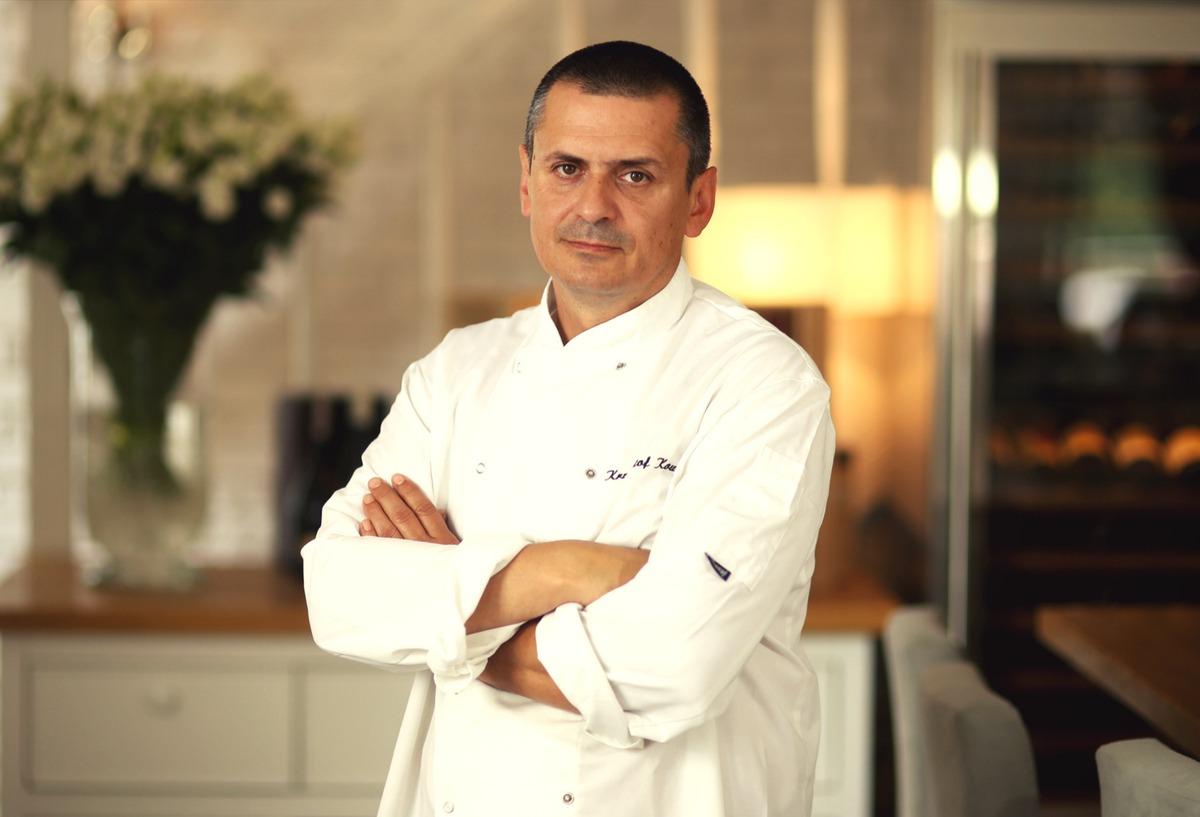 Chcesz jeść jak prezydent w Restauracja Akademia Warszawa