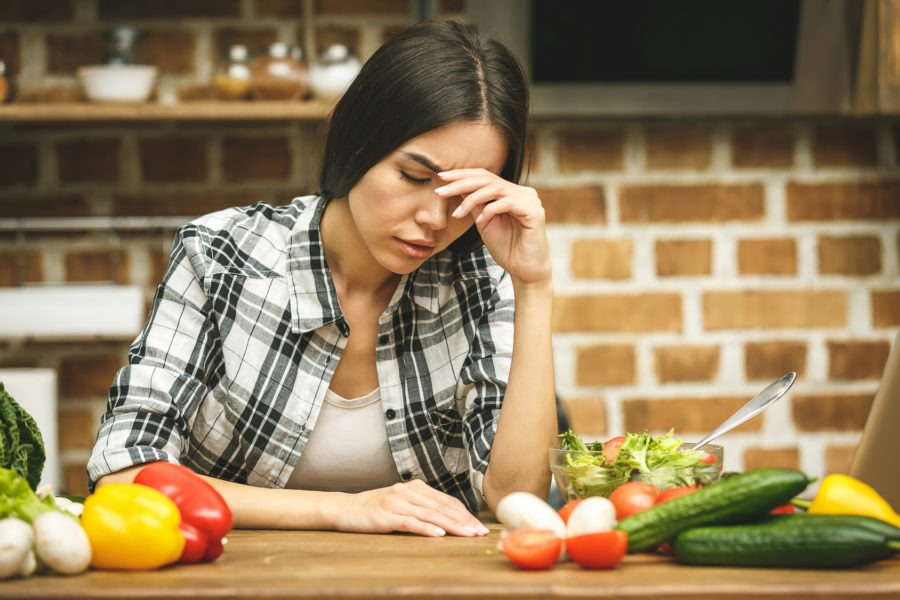 Nie stresuj się – dieta antystresowa