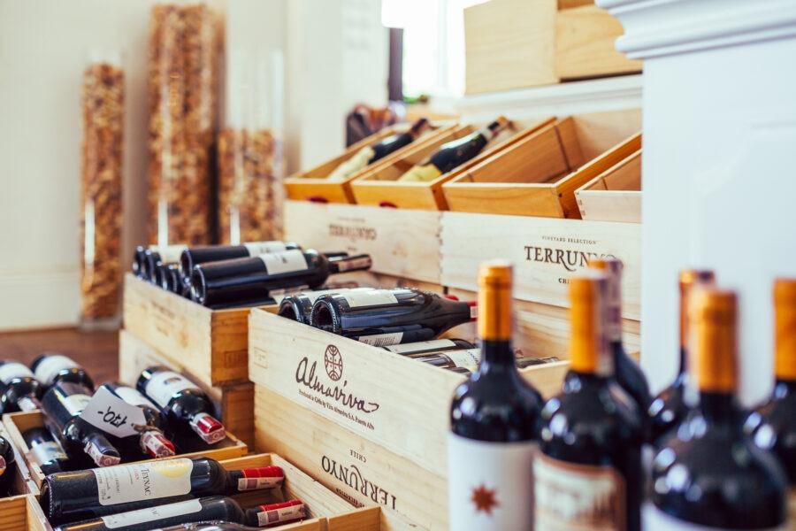 Winnica od podszewki — proces powstawania wina
