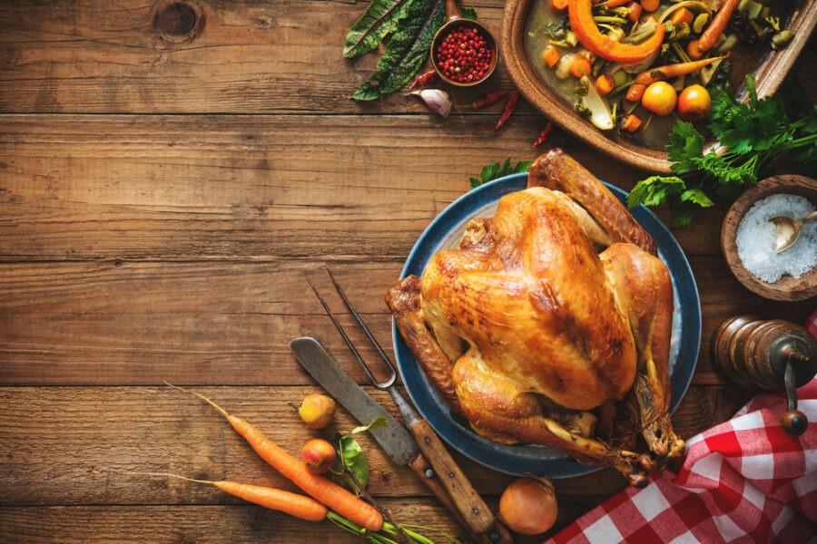 Indyk, żurawina i brukselka, czyli jak Amerykanie obchodzą Święto Dziękczynienia