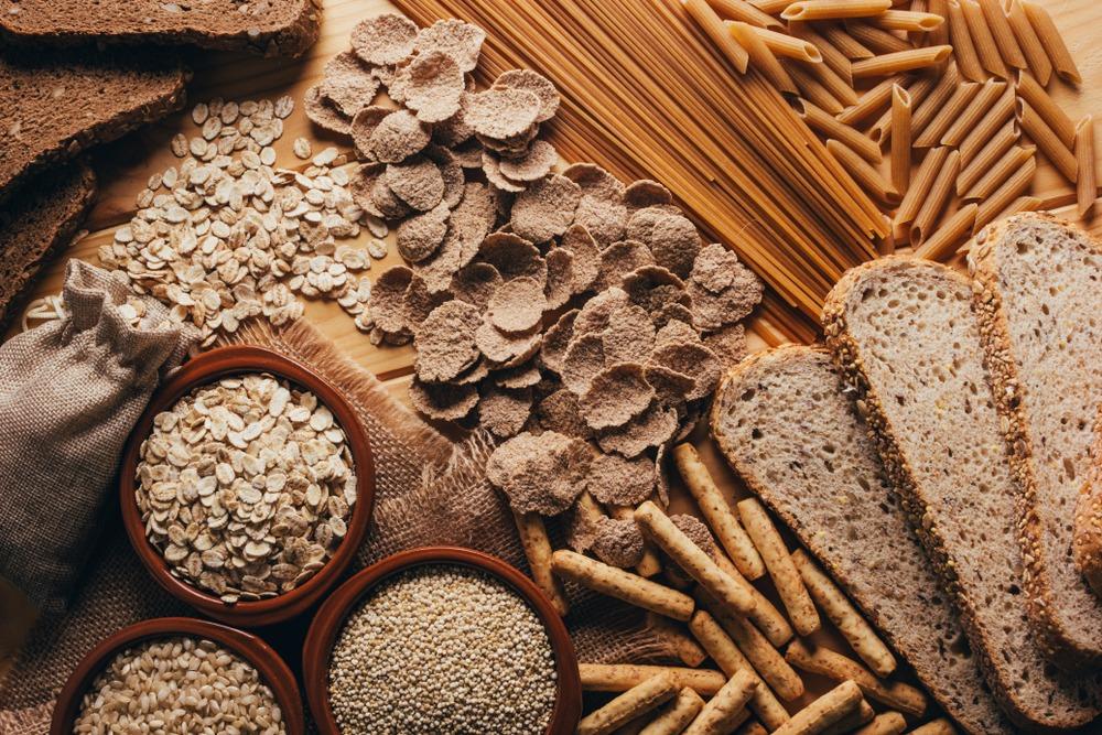 zdrowa dieta produkty zbożowe