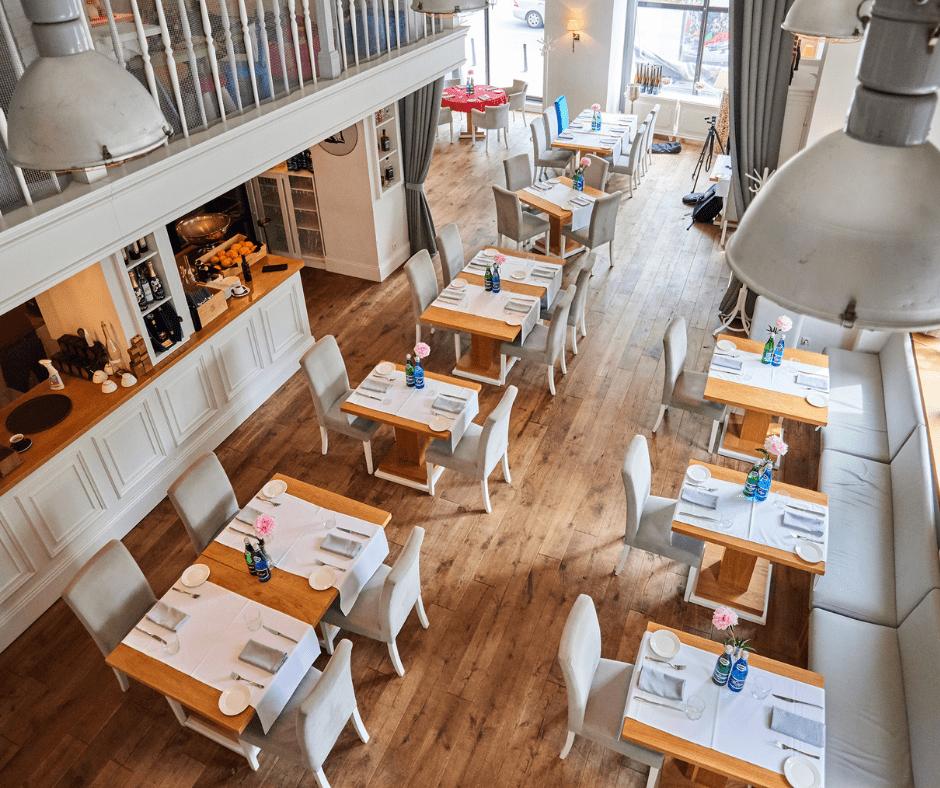 Organizacja przyjęć okolicznościowych w restauracji