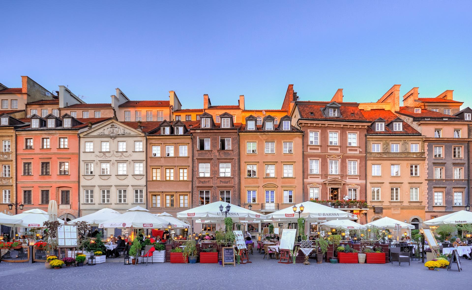 co robić w sobotni wieczór w Warszawie, Warszawa wieczorem, restauracja w Warszawie, Restauracja Akademia