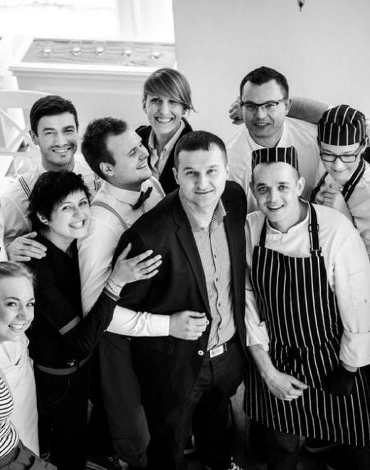 Gdzie dobrze zjeść w Warszawie?, Restauracja Akademia, nasz zespół, najlepsza restauracja w Warszawie