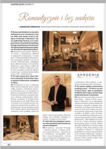 Businesswomen&Life, gdzie dobrze zjeść w Warszawie, restauracja Akademia