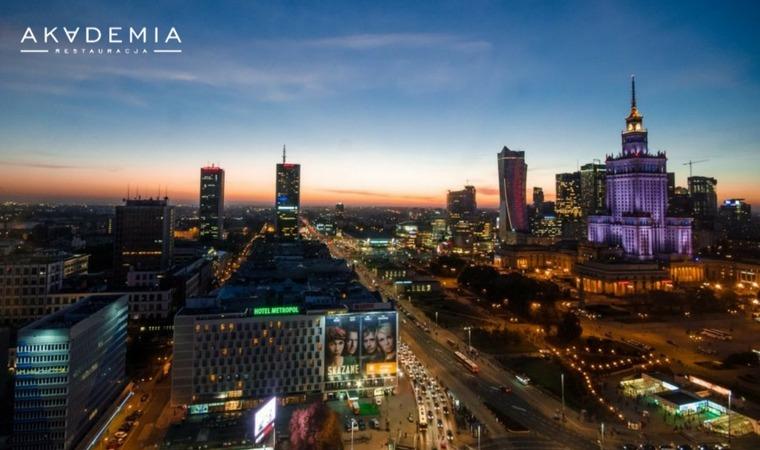 Pomysły na sobotni wieczór w Warszawie