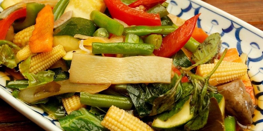 kuchnia wegetariańska, Akademia Mokotów
