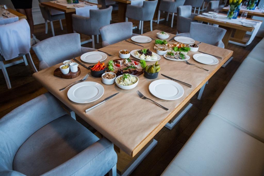 Restaurant Akademia is the best restaurant in Warsaw, Restaurant in Warsaw